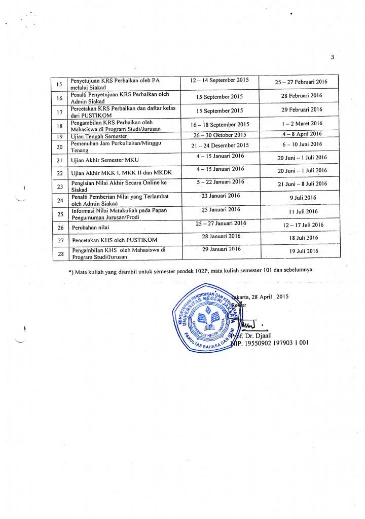 kalender akademik 103 c
