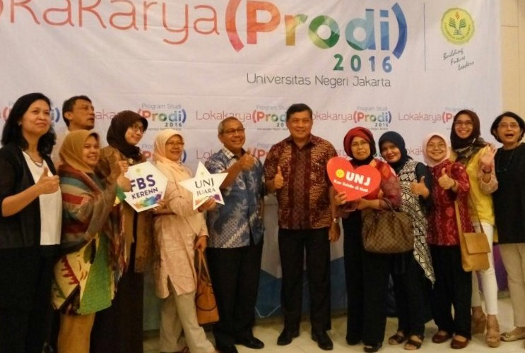 Lokakarya Ketua Program Studi Universitas Negeri Jakarta 2016