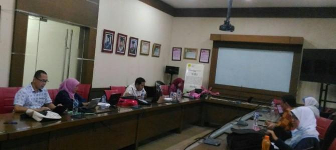 Kegiatan FGD Penyusunan Bahan Standar Nasional Kompetensi Guru (SNKG)