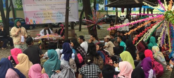 Festival Palang Pintu Prodi Pendidikan Bahasa dan Sastra Indonesia