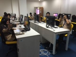 Tes UKBI bagi Guru PPG SM3T Prodi Pendidikan Bahasa dan Sastra Indonesia FBS UNJ