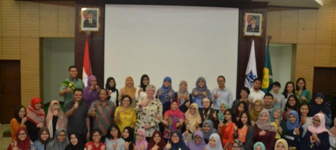Seminar BIPA: Kiprah FBS dalam Pekan Ilmiah UNJ