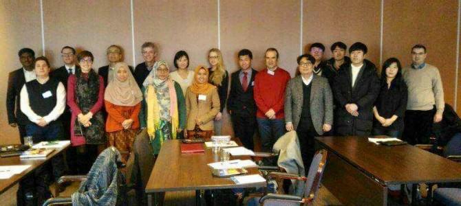 Prestasi Alumni FBS UNJ di Amsterdam