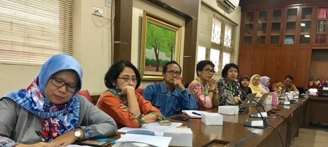 Lokakarya Penyusunan RPS di FBS UNJ