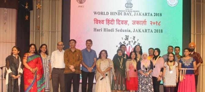 Nur Alva Terpilih Sebagai Delegasi Hari Bahasa Hindi Sedunia di Beacon Academy, Jakarta