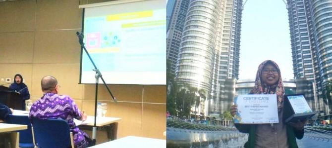 Diana Dwi Lestari, Mahasiswa Pendidikan Bahasa Inggris yang Mengharumkan nama FBS UNJ di Malaysia