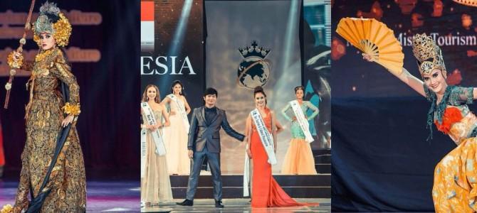 Salsa Bila Oktaria, Mahasiswa Pendidikan Seni Tari yang Terpilih Menjadi Miss Tourism and Culture Universe Indonesia 2018