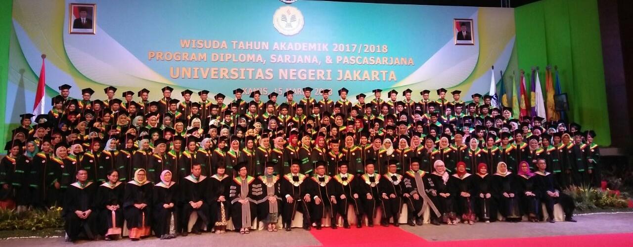 Wisuda Semester 107 Tahun Akademik 2017/2018