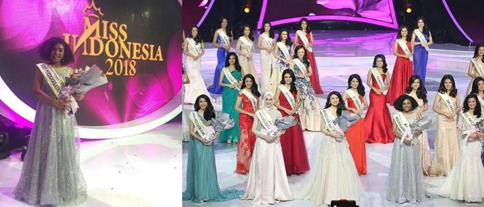 Ludia Amaye Maryen, Mahasiswa Pendidikan Bahasa Jepang yang Terpilih Menjadi Miss Persahabatan di Ajang Miss Indonesia 2018
