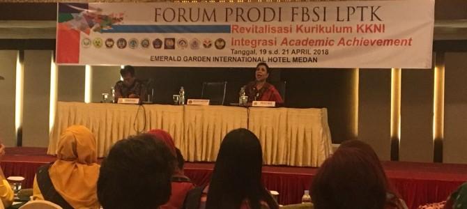 Forum Prodi Fakultas Bahasa dan Seni Indonesia LPTK