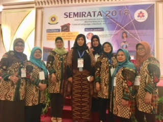 Semirata 2018 BKS PTN Wilayah Barat