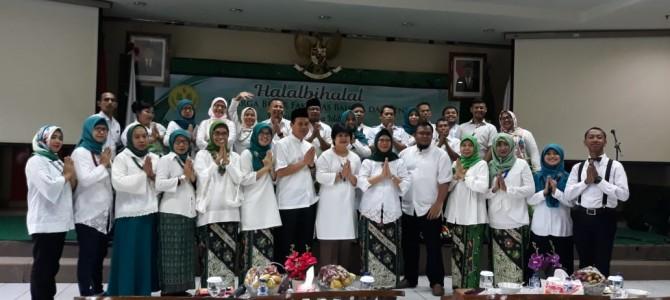 Halalbihalal Fakultas Bahasa dan Seni Universitas Negeri Jakarta