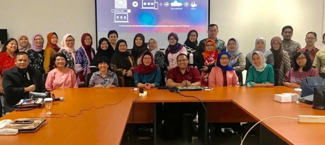 Diskusi Kelompok Terpumpun Penulisan Artikel Ilmiah di Jurnal Terindeks