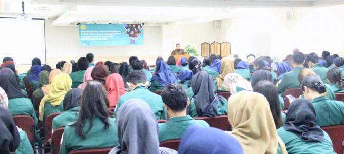 Pembekalan PKM Semester Gasal 111 Tahun 2019 FBS UNJ