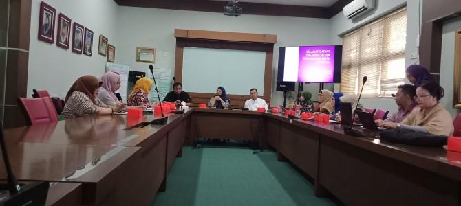 KEGIATAN AUDIT MUTU INTERNAL (AMI) OLEH GPJM UNIVERSITAS NEGERI JAKARTA