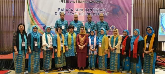 Forum FBSI LPTK Se-Indonesia di Gorontalo