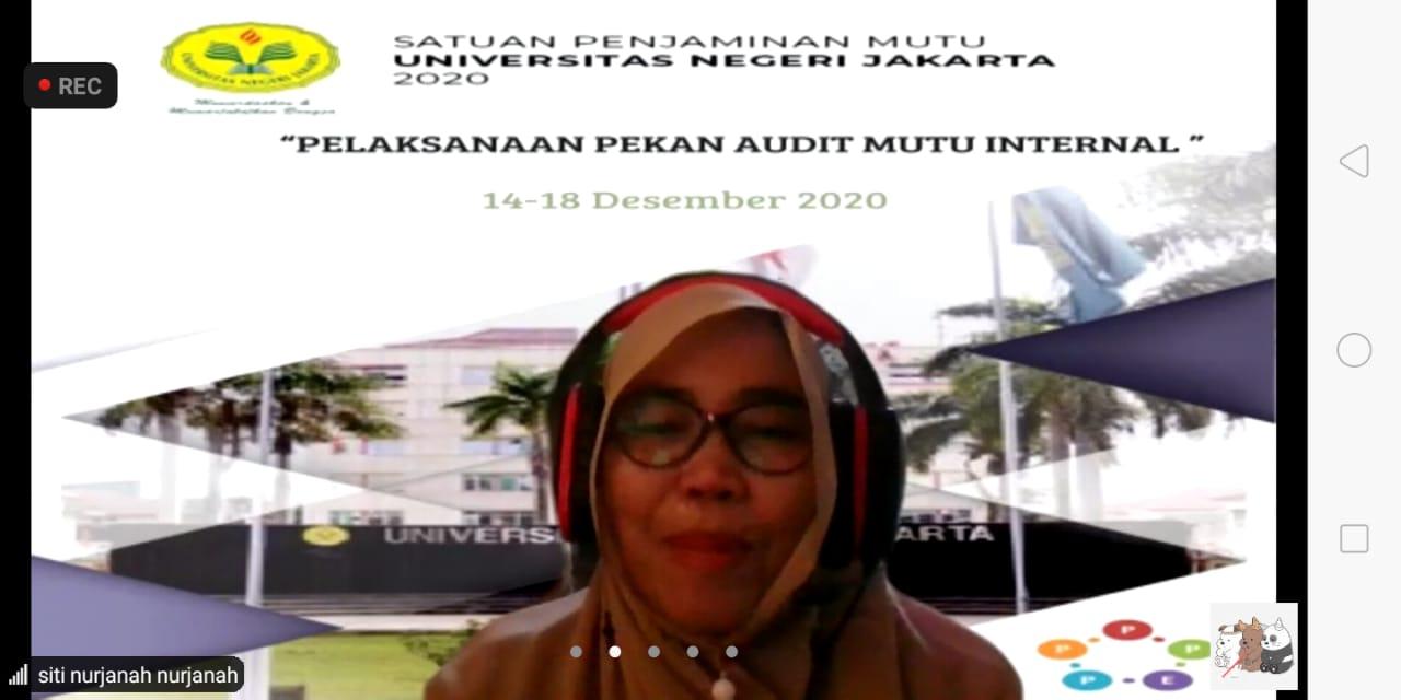 Pelaksanaan Audit Mutu Internal (AMI) di Fakultas Bahasa dan Seni Universitas Negeri Jakarta