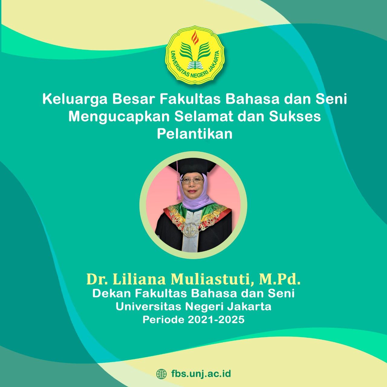 Pelantikan Dekan Fakultas Bahasa dan Seni Periode 2021-2025: Kilas Balik Pemilihan Calon Dekan Fakultas Bahasa dan Seni.